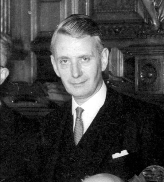Ambassadeur Pim van Boetzelaer