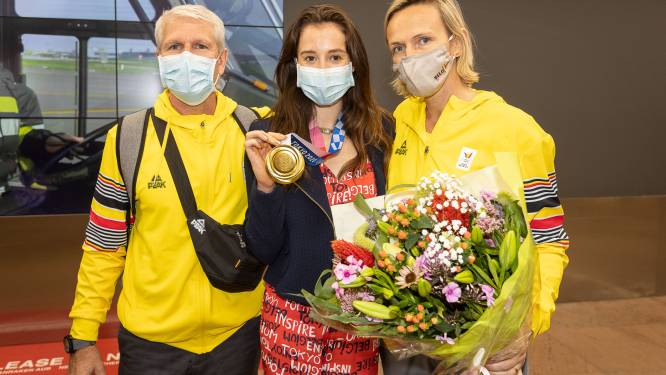 """Yves Kieffer en Marjorie Heuls blijven hoofdcoaches bij Gymfed: """"Gaan al zeker door tot Spelen van Parijs"""""""
