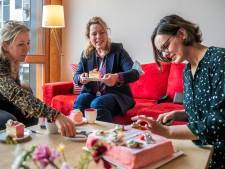 Ouders van zieke kinderen tanken bij in gezellige huiskamer in WKZ: 'Hier even geen witte jassen'