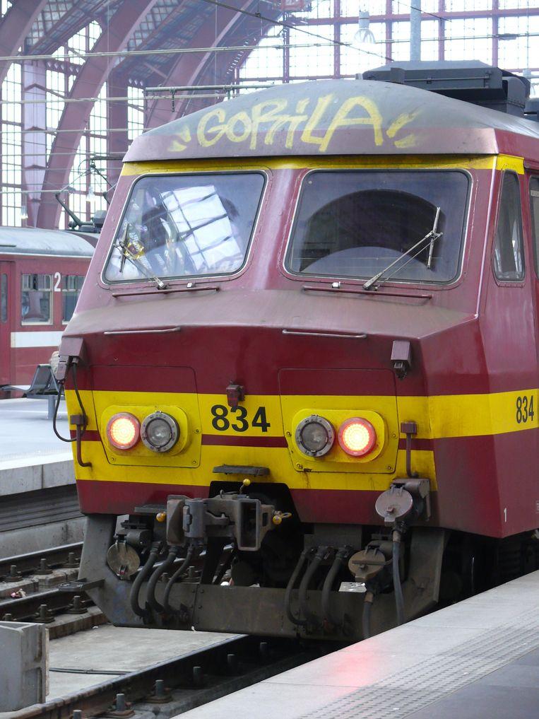 De NMBS is van plan in de toekomst om de oudere, storingsgevoelige 'varkensneuzen' in te zetten op de Kempense treinsporen.