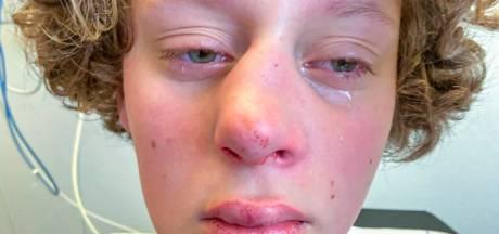 Mishandelde Frédérique (14) blij met alle aandacht en liefde: 'Weet niet hoe ik ooit bedankt kan zeggen'