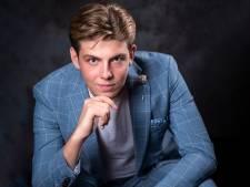 Mervyn (20), telg van frituurfamilie, lanceert eerste single 'Als je met me danst'