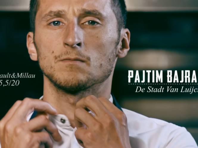 """Pajtim Bajrami, de opvliegende kok uit 'Ja, chef!': """"Tijdens de service verander ik. Vier uur lang is er maar één iets dat er echt toe doet"""""""