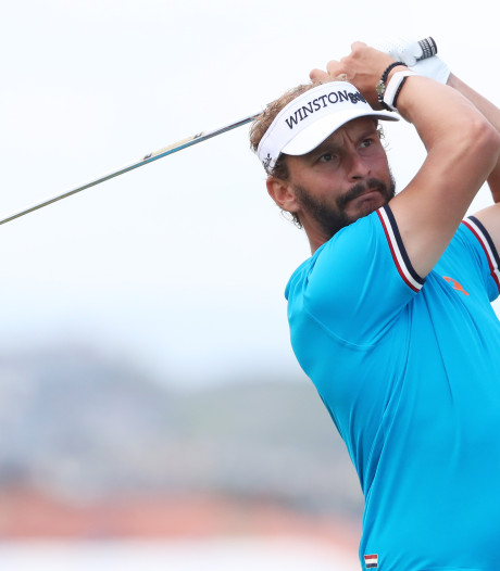 Golfer Luiten klaar voor British Open
