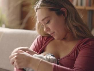 Amerikaanse tv-spot geeft borstvoedende vrouwen voor het eerst realistisch en ongecensureerd weer