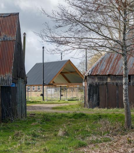 Redding voor unieke hooibergen in Hasselt