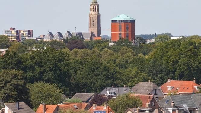 In Zwolle mogen woontorens straks zo hoog worden als de Peperbus