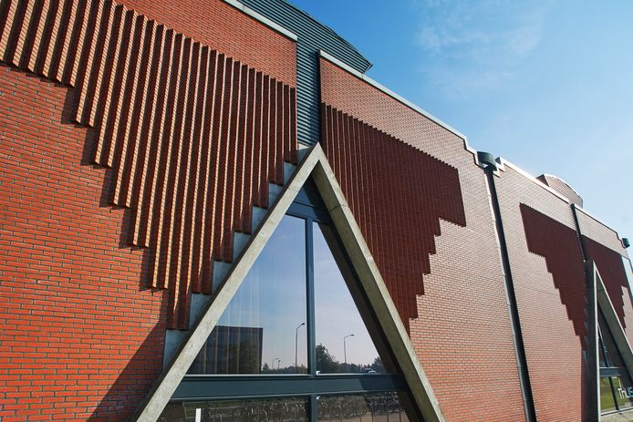 Het pand van Van Oort Interieurs in Uden staat inmiddels leeg.