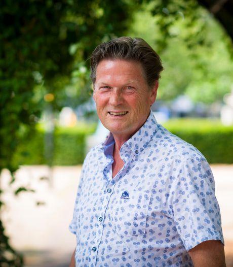 Piet Sleeking zet er nu echt een punt achter: hij stopt in september als wethouder van Dordrecht