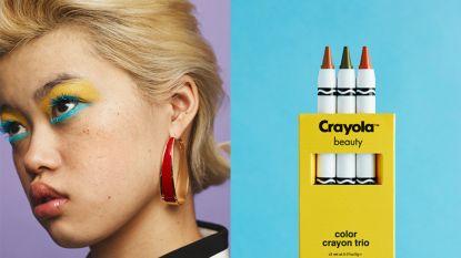 Krijtjesmerk lanceert kleurrijke make-upcollectie