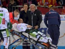 Un hockeyeur avale sa langue et frôle la mort