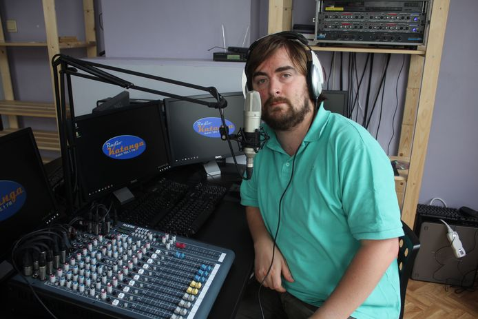 Ralph Iliano van Radio Lede.