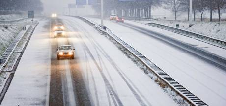 Vrijdagochtend opnieuw kans op 'flink wat' sneeuw