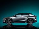 De Toyota bZ4X komt in 2022 op de markt