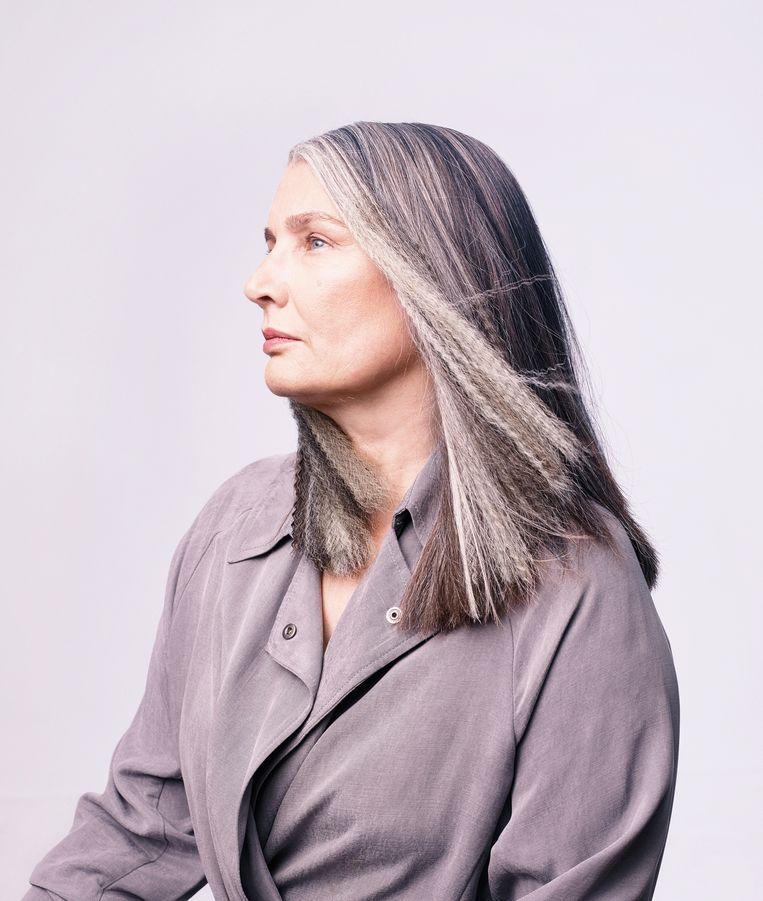 Deborah Orr analyseert alles en iedereen, vooral haar moeder. Beeld Felicity McCabe