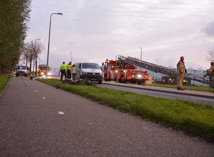Het 47-jarige slachtoffer was gastheer bij Eet en Proeflokaal de Kurk in Delft.