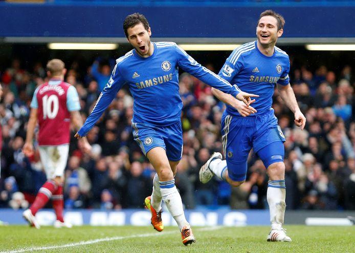 Pendant sept belles saisons, Eden Hazard a régalé les fans de Chelsea.