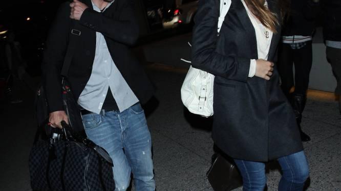 Timberlake en Biel terug van romantische week Barbodos