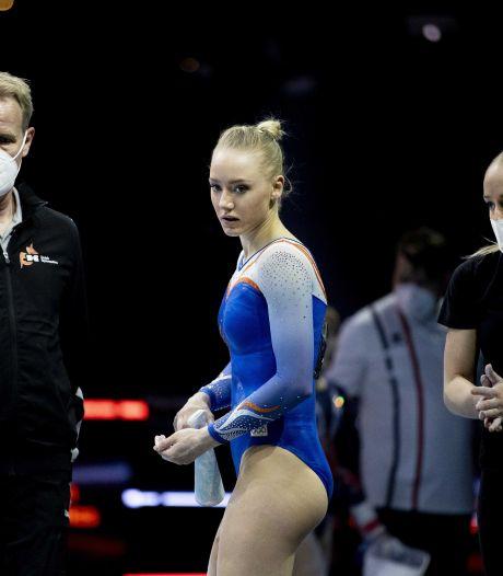 'Teleurgestelde' zussen Sanne en Lieke Wevers zwijgend richting Olympische Spelen