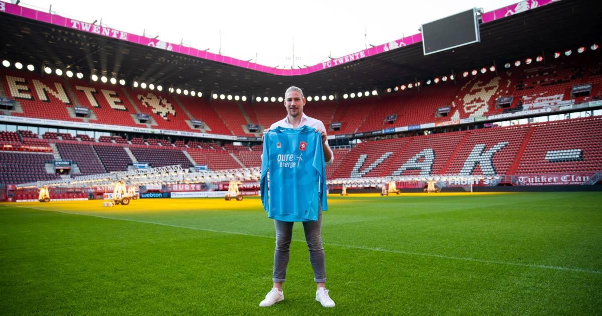 PSV na vertrek Unnerstall op zoek naar nieuwe keeper: 'De grote vriendelijke reus' tekent tot 2025 bij FC Twente - Eindhovens Dagblad