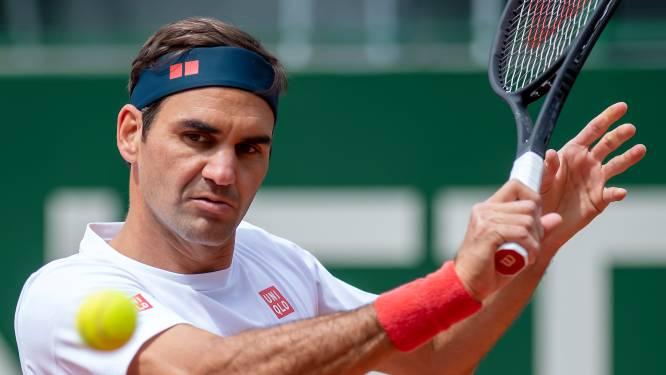 """Federer: """"Ik snap het als de Spelen niet door kunnen gaan, maar geef de atleten duidelijkheid"""""""