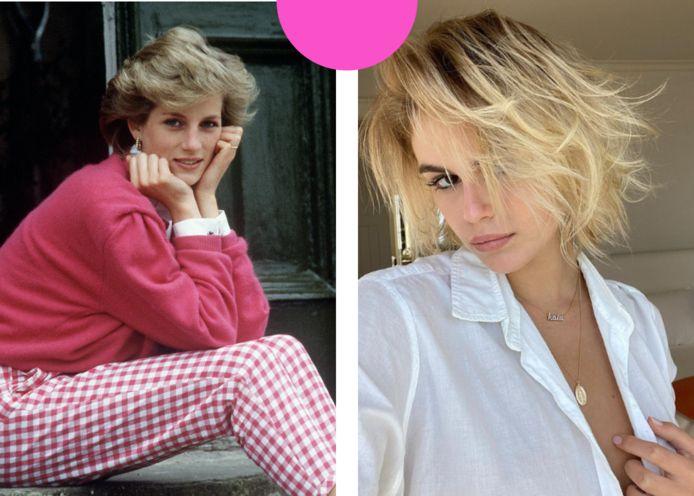 Diana herleeft als stijlicoon.