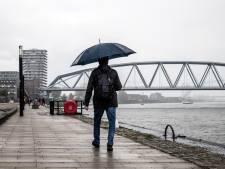 Dit is het normale weer, alleen regent het niet vaker (maar wel harder): 'We waren wat verwend'