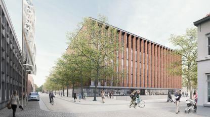 Vergunning voor nieuw Beursgebouw is afgeleverd, bouw start na zomer