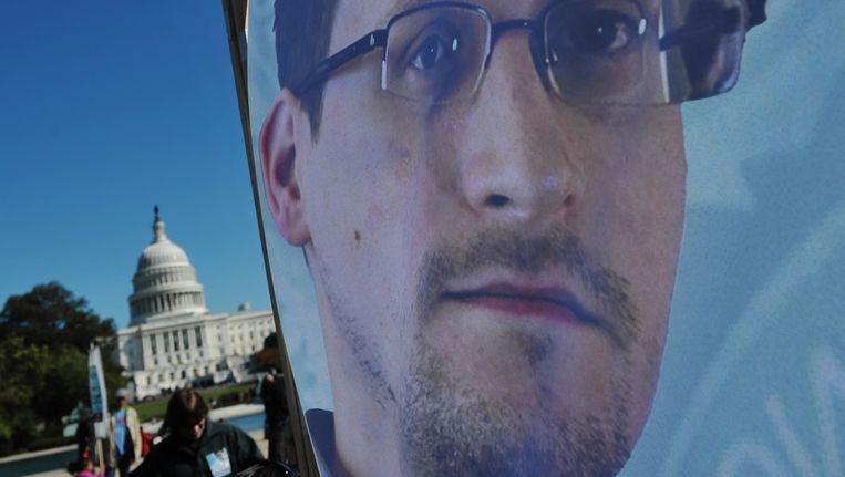 De onthullingen door klokkenluider Edward Snowden deden de ongerustheid over leidende weblanden zoals de VS fors toenemen. Beeld BELGA