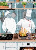 Inductie koken vs. aardgas koken