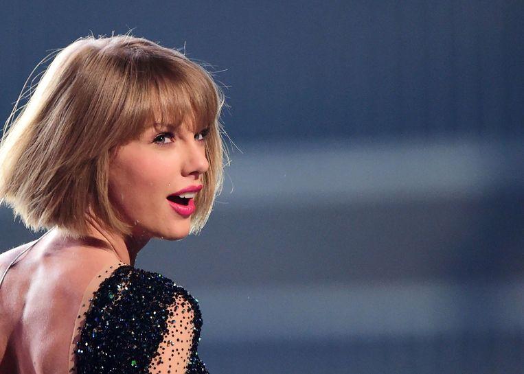 Taylor Swift. Beeld AFP