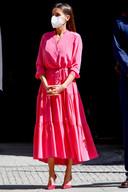 Koningin Letizia van Spanje.