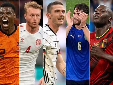 Van Dumfries tot Locatelli en van Ronaldo tot Lukaku: dit is ons elftal van de groepsfase