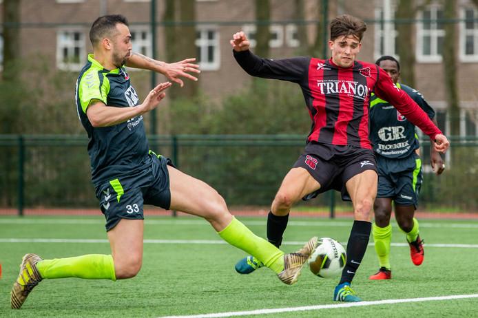 2d0f7c799d7e07 Treurnis bij Uni VV na verlies in degradatieduel | Voetbal Nijmegen ...