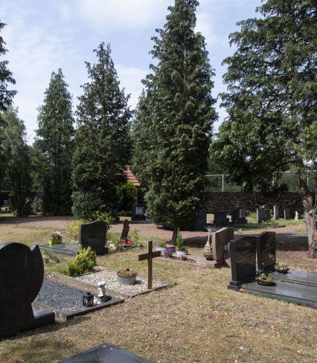 Nergens in Nederland is begraven worden zo goedkoop als in Losser