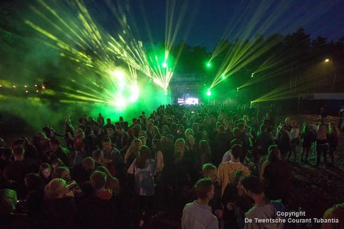 De tweede editie van Forest Hill trekt zo'n 1.600 bezoekers.
