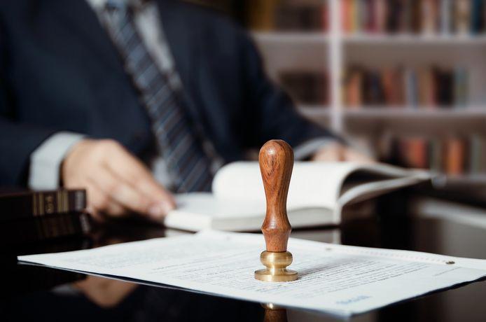 Vooral notarissen hebben het register met bankrekeningen dit jaar geraadpleegd.