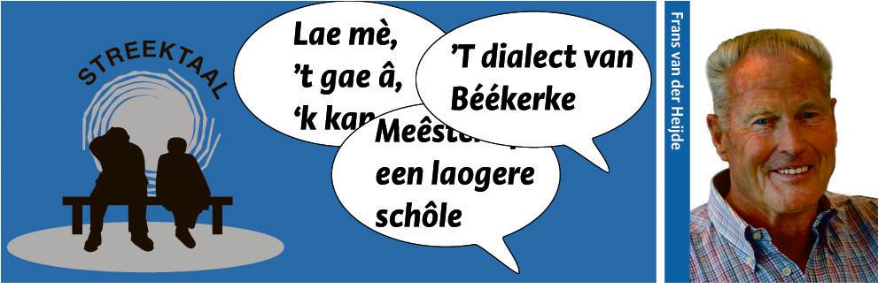 Frans van der Heijde.