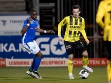 Bosschenaar Moreno Rutten verlengt contract bij VVV Venlo