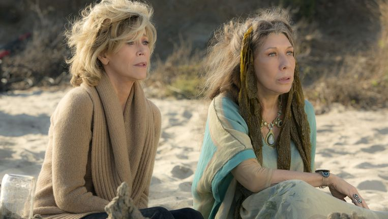 null Beeld Grace and Frankie