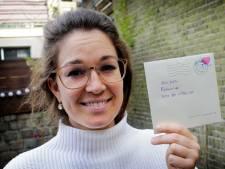 Aicha stuurde een superschattige kaart naar 'papa', maar adresseerde die verkeerd en nu is Susan op zoek naar hem
