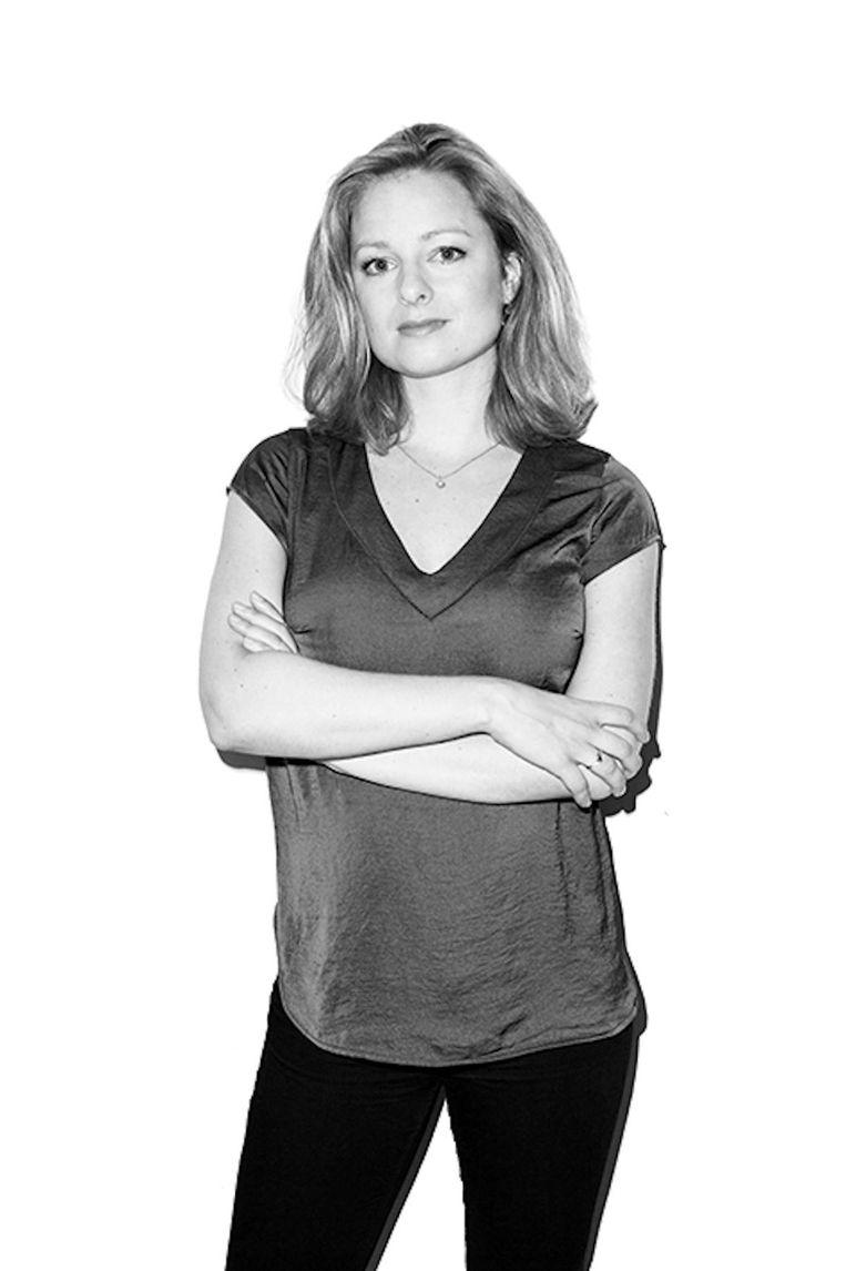 Lorianne van Gelder is verslaggever bij Het Parool Beeld Linda Stulic