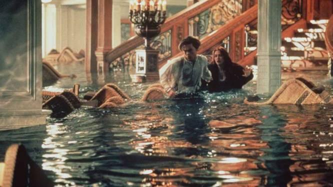 China censureert 'Titanic 3D'-boezem Kate Winslet