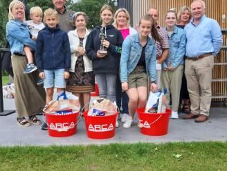 Viswedstrijd voor jeugd succesvol met 35 deelnemers