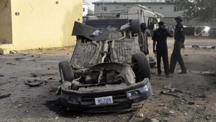 Attentat à la bombe à Kano (nord du Nigeria)