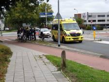 Scholier gewond bij aanrijding op rotonde in Hoevelaken
