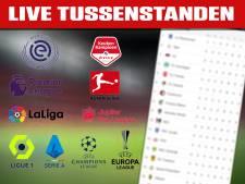 LIVE | AS Roma ontvangt Udinese, Anderlecht tegen Gent