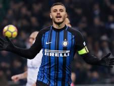 Icardi helpt Internazionale met twee treffers aan zege