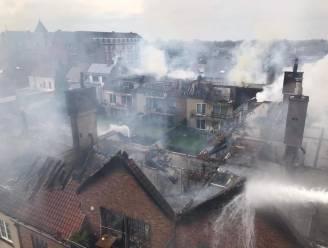 """Vrouw (92) overleden na zware brand in Opwijk: """"Familie kon nog afscheid van haar nemen in het ziekenhuis, maar het blijft dramatisch"""""""