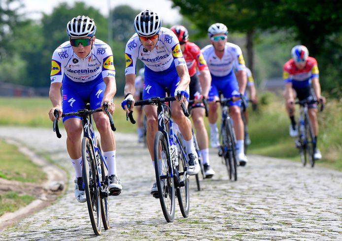 Remco Evenepoel a rendez-vous avec quelques grands noms du peloton, dès mardi, sur le Tour de Burgos.
